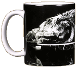 Dockside Gator Ceramic Mug
