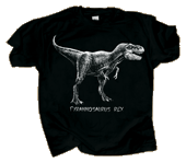 Retro Rex Adult T-shirt