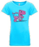 She-Rex Girls T-shirt