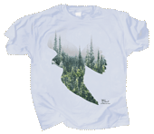 Peregrine Forest Adult T-shirt