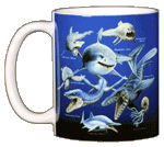 Monsters of the Deep Ceramic Mug