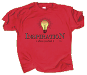 Inspiration Adult T-shirt