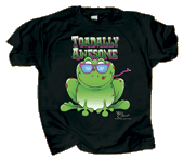 Toadally Awesome Youth T-shirt