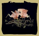Roseate Spoonbills Canvas Tote