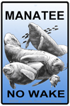 Manatee No Wake 2