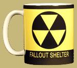 Fallout Shelter Ceramic Mug