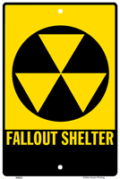 Fallout Shelter Warning Sign test8
