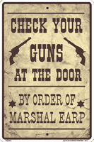 Check Your Guns Sign test8