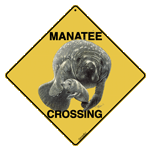 Manatee Crossing - Front