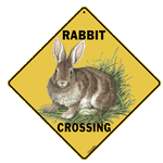 Rabbit Crossing - Front
