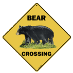 Bear Crossing - Front