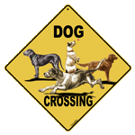 Dog Crossing - 2009