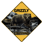Grizzly Crossing - Front