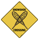Snowshoe Crossing