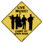 Live Music Crossing - Front