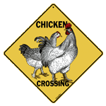 Chicken Crossing test8