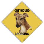 Greyhound Crossing