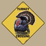 Turkey Crossing Sign test8