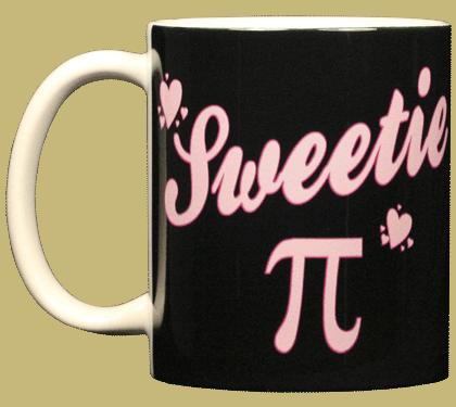 Sweetie Pi Ceramic Mug - Front