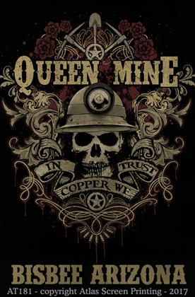 """Miner's Skull 2"""" X 3"""" Magnet"""