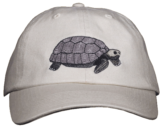 Gopher Tortoise Embroidery