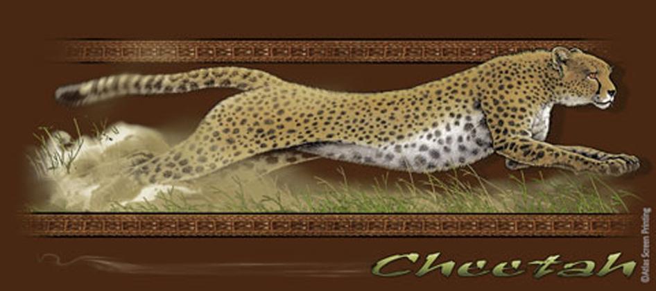 Cheetah Ceramic Mug