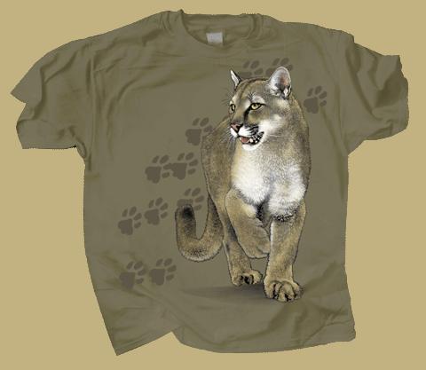 Cat Trax Adult T-shirt