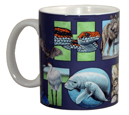 Here Today NA Ceramic Mug