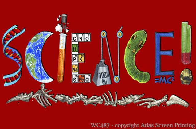 "Elemental Science! 2"" X 3"" Magnet"