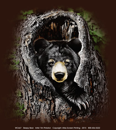 Sleepy Bear Youth T-shirt