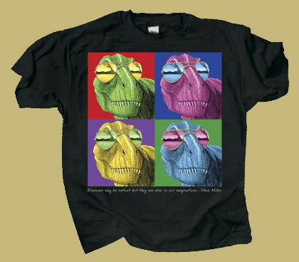 Imagine T-Rex Youth T-shirt