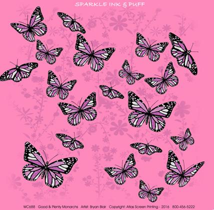 Good & Plenty Butterflies Youth T-shirt