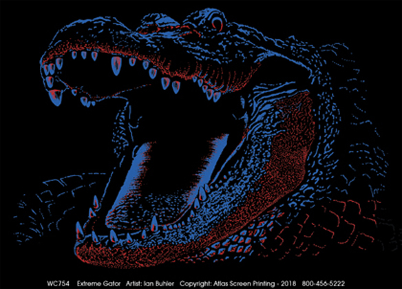 Extreme Gator Youth T-shirt