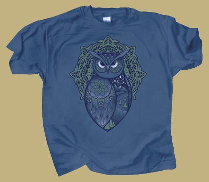Spirit Owl Youth T-shirt