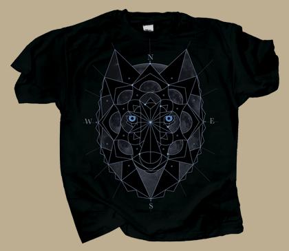 Cosmic Glo Wolf