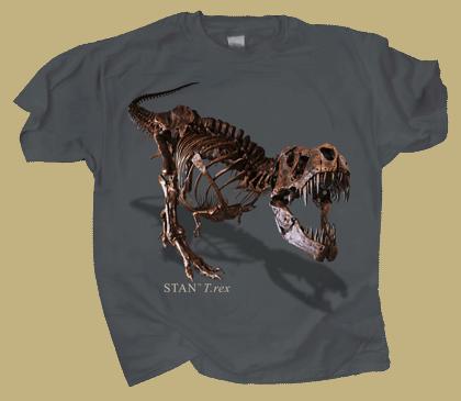 STAN® T.rex Adult T-shirt