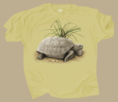 Tortoise Adult T-shirt