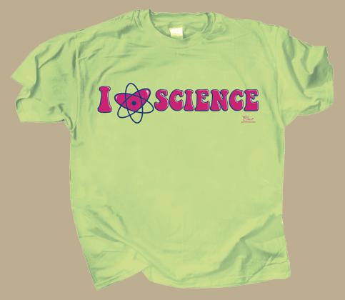 I Love (Atom) Science