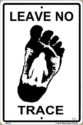 Leave No Trace (Bigfoot)