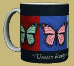 Unseen Beauty Ceramic Mug