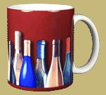 Shape of Taste Ceramic Mug - Back