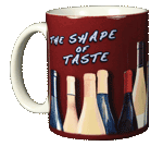 Shape of Taste Ceramic Mug