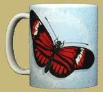 Postman Butterfly Ceramic Mug