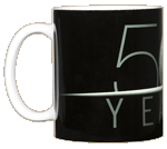Apollo 11 Moonrise 50th Ceramic Mug