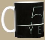 Apollo 11 Moonrise 50th Ceramic Mug