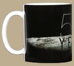 Apollo 11 Earthrise 50th Ceramic Mug