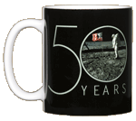 Apollo 11 Landing 50th Ceramic Mug
