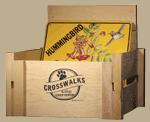 Crosswalks Table Top Crate