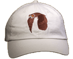 Great Horned Owl Embroidered Cap