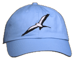 Swallowtail Kite Embroidered Cap